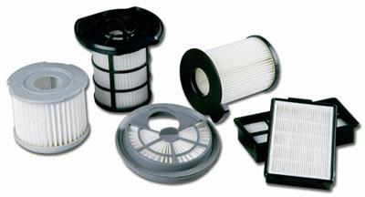 ภาพตัวอย่าง HEPA-Filter