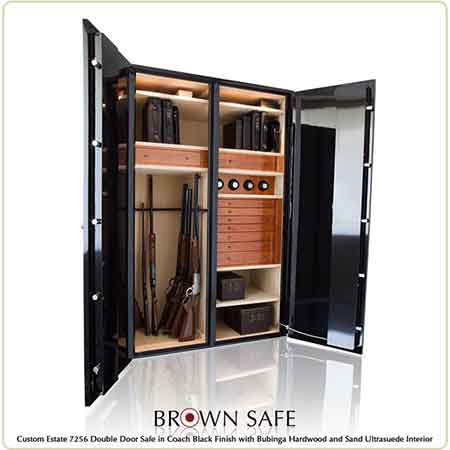 Cr. http://www.brownsafe.com/ShowImages/Custom-Safe-Estate-7256-Gun-Safe/Custom-Safe-Estate-7256-Gun-Safe.html