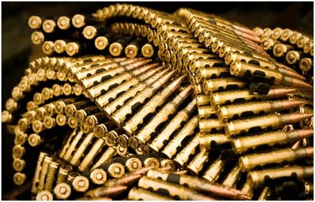 การเก็บรักษากระสุนปืนการเก็บรักษากระสุนปืน(ภาพประกอบจากอินเตอร์เน็ต)